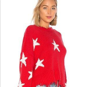 WILDFOX Stars Palmetto Sweater
